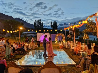 Yes, you can have a destination wedding right here in Pakistan - Style -  Images