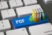 Split PDF Documents